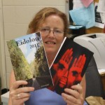 Eidolon, lit mag, offers student writing and photos