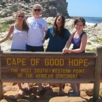 'Goeiedag,' or hello, from South Africa