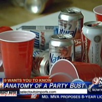 party bust