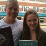 Fourteen juniors win book award