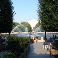 Various jazz artists will perform at the sculpture garden every Friday. Photo courtesy dc.about.com.