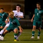 Boys soccer dominates powerhouse Walter Johnson, 2-0