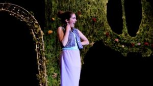Fashion show 2013: Secret Garden