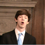 Junior to take part in All-National chorus festival