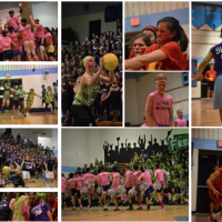 Although the seniors emerged victorious, BOTC proved an energetic and fun night for all involved. Photos by Abby Cutler.
