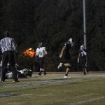 Football defeats WJ 34-3 on Homecoming night
