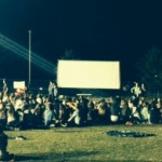 First outdoor movie night proves successful, enjoyable