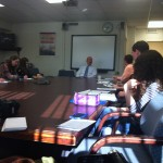 Starr hosts roundtable discussion, MCPS to focus on widespread student achievement