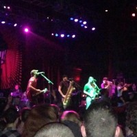 Street Light Manifesto returned to the tour circuit with a performance in Silver Spring Sunday night.
