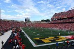 Byrd Stadium will soon be renamed Maryland Stadium, after people protested over the stadium's namesake's racism. Photo courtesy Brian Ullman