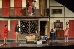 Unlike past years, Whitman drama's Annual play Will be a comedy. Students have been preparing since before winter break and are confident to share their work. Photo courtesy of Christopher Gerken.