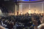 The class of 2016 graduated June 8 at DAR Constitution Hall. Photo by Lily Friedman.