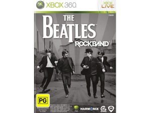 Viacom released The Beatles: Rockband earlier this month.  Photo courtesy of cnet.com.