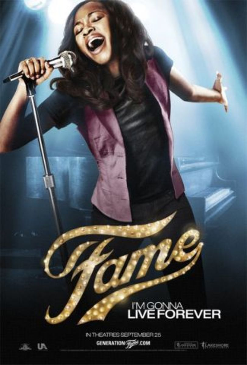 """""""Fame"""" succeeds in producing perfectly choreographed dance and vocal numbers, but has little emotional depth. Photo courtesy imdb.com."""