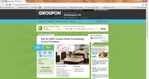 how to find groupon purchases