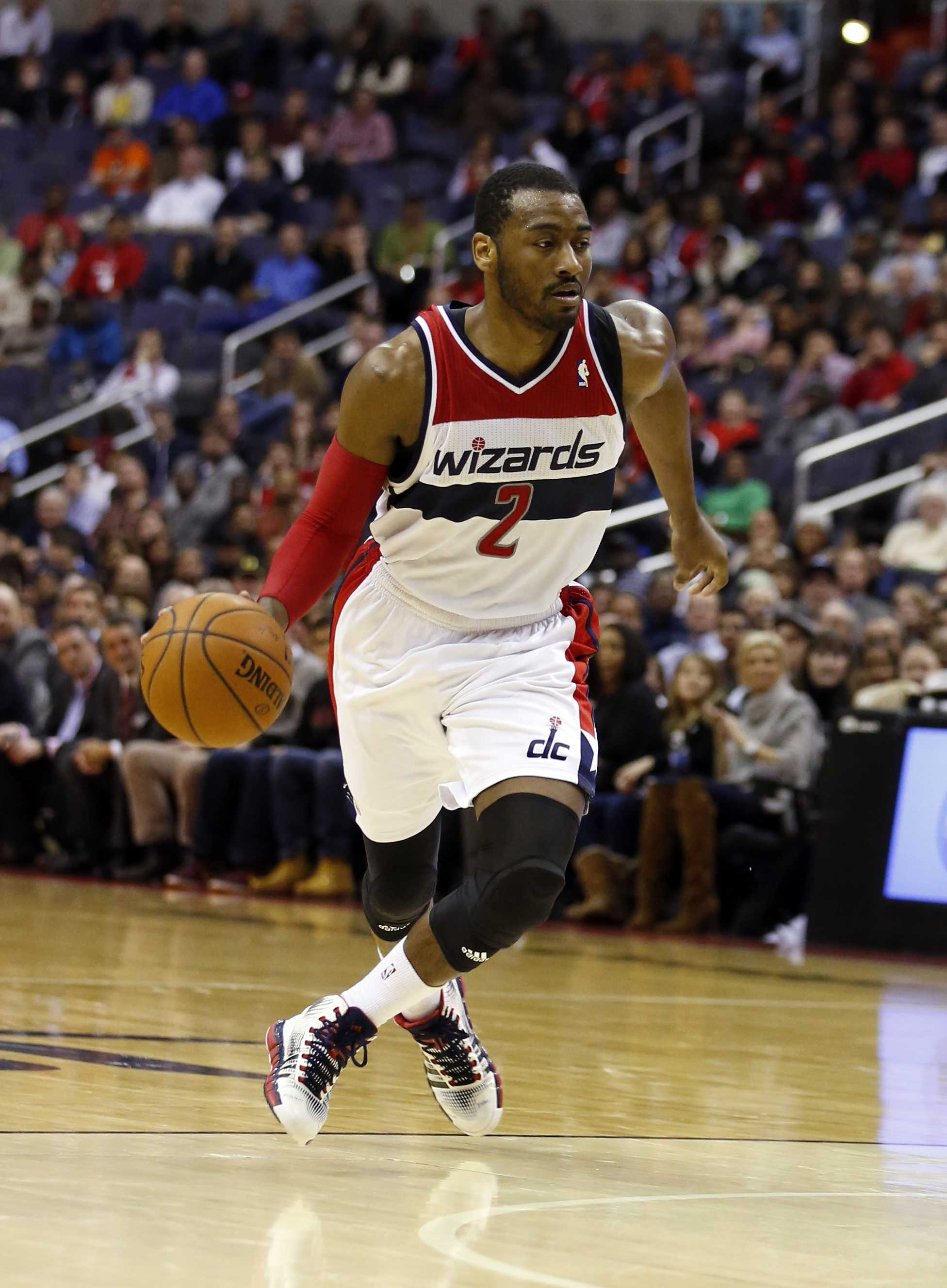 Wizards achieve first winning record in four years – The Black and White